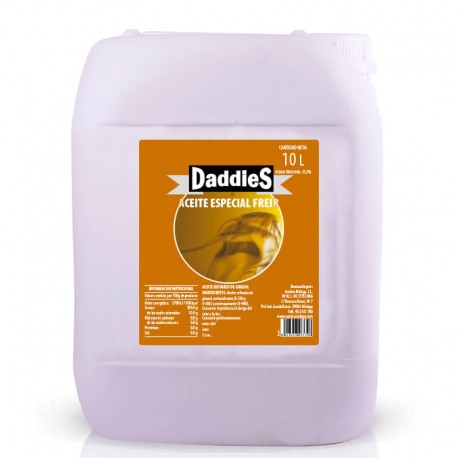 DADDIES 10 L GARRAFA APILABLE