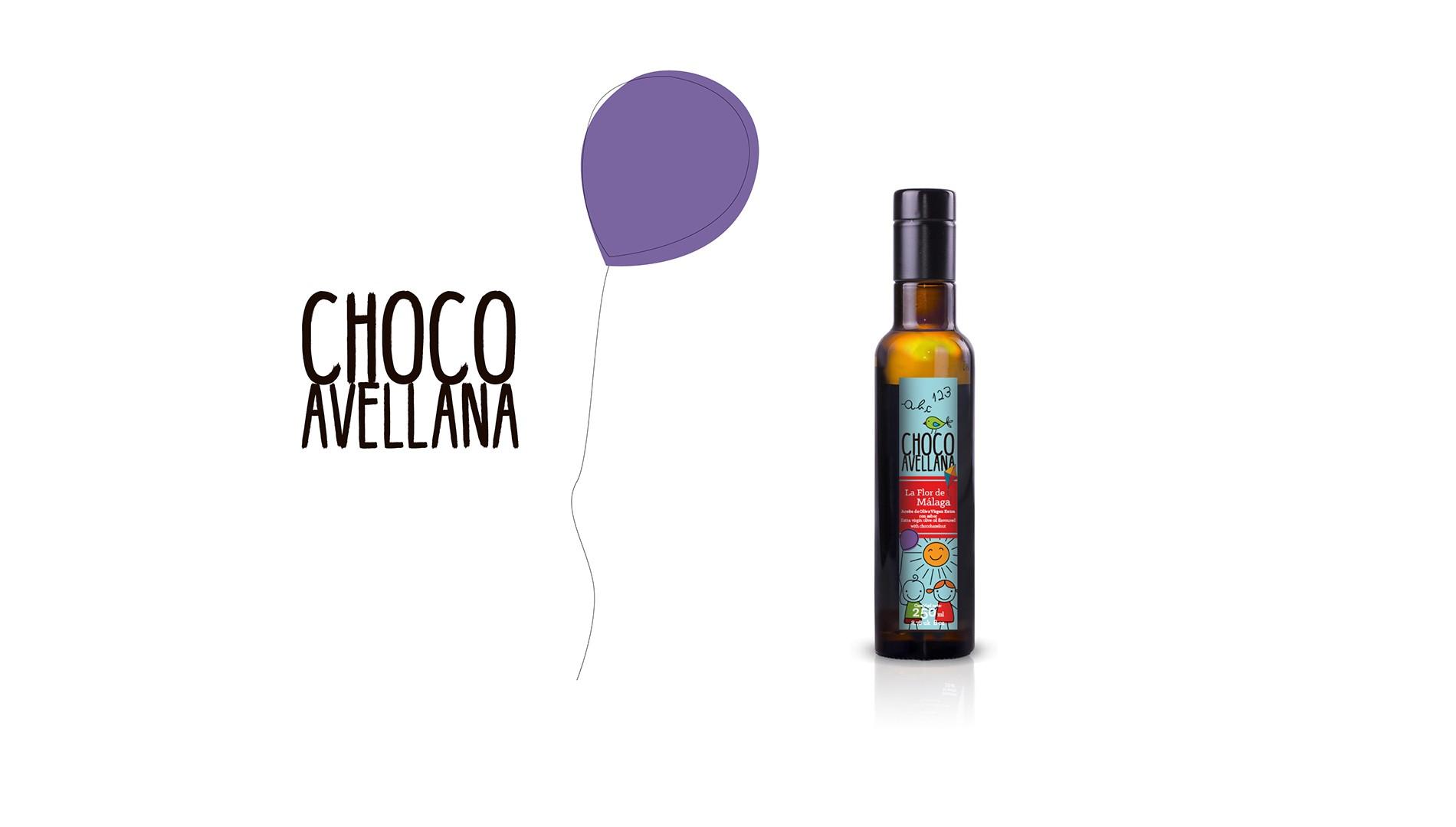 AOVE Sabor Choco Avellana