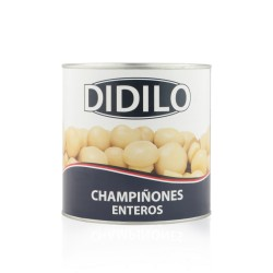 CHAMPIÑONES ENTEROS DIDILO 1/2 KG