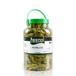 PEPINILLOS VINAGRE PEQ. 2,5 KG PEREZSOL