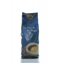 "CAFE GRANO DESCAFEINADO NATURAL ""LA FLOR DE MALAGA"" 1 KG"