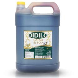 SALSA DE SOJA DARK DIDILO 5L
