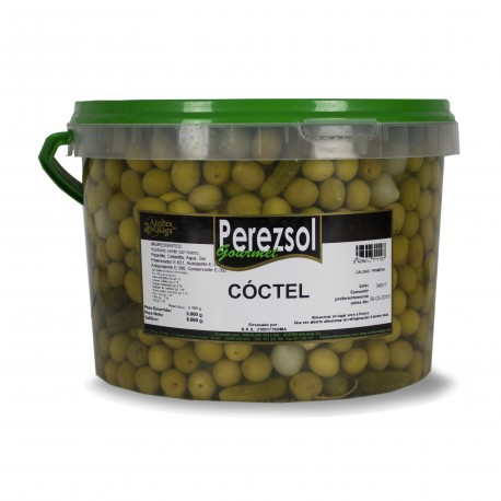 COCTEL PEREZSOL (AC. NEG- VER- PEPIN- CEB) 5 KG