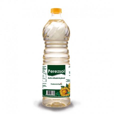"""GIRASOL """"SIN ADITIVO"""" PEREZSOL 1 L"""